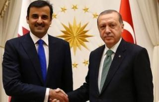 Müslüman liderlerden Cumhurbaşkanı Erdoğan'a...