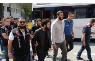 O operasyonda 21 kişi tutuklandı
