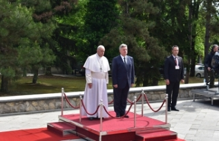 Papa'dan Makedonya çıkarması