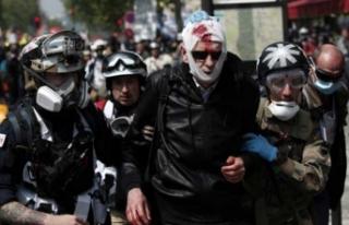 Polis şiddetinin olağanlaştığı ülke 1 Mayıs'ta...