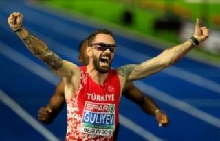 Ramil Guliyev 2020 Yaz Olimpiyat Oyunları'na...