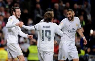 Real Madrid'in büyük yıldızı Beşiktaş'a
