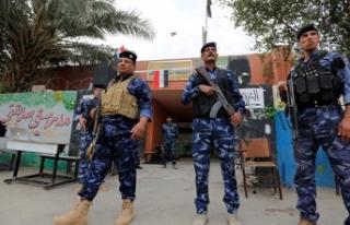 Terör örgütü DEAŞ Kerkük'te polise saldırdı