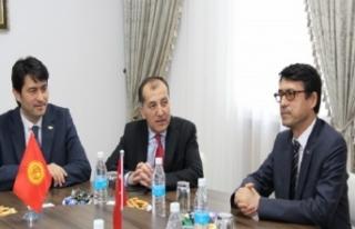 TİKA'dan Kırgızistan Yüksek Mahkemesine destek
