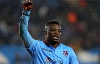 Trabzonspor, Ekuban'ın bonservisini alıyor