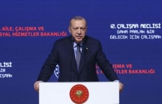 'Tüm ekonomik saldırılara rağmen hedeflerimize...