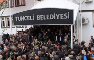 Tunceli Belediyesi'ne 'Dersim' soruşturması