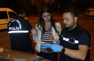 Turistlerin hırsızlık yalanını polis bozdu