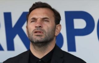 'Türk futbolu adına herkesin üzüldüğü...