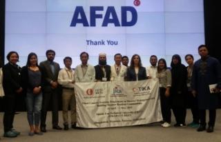 Türkiye afet yönetimi tecrübesini Asya ülkeleriyle...