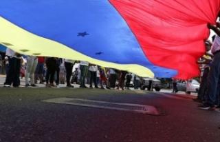 Venezuela'da hükümet ve muhalefet görüştü...