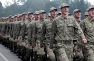 Yeni askerlik sistemi yasa teklifi kabul edildi......