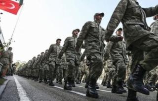 Yeni askerlik sisteminde erken terhis için sürpriz...