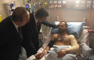 Yeni Zelanda saldırısında yaralanan vatandaştan...