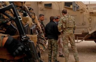 YPG/PKK'nın sözde askeri meclis merkezine saldırı:...