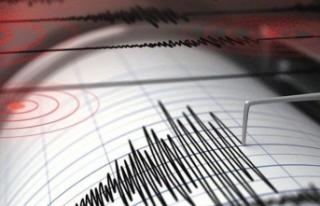 Yunanistan'da deprem!