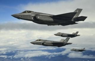 ABD, F-35'leri Türkiye'ye getirmiyor