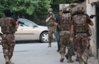 Adana merkezli 3 ilde DEAŞ operasyonu
