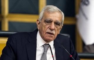 Ahmet Türk, terörist başdanışman atadı