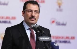 AK Parti'den yeni İstanbul seçimi açıklaması