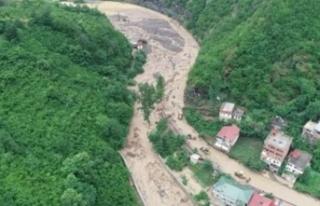 Araklı'daki sel felaketinde bilanço ağırlaşıyor