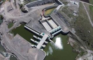 Bitirilen tünelle Ankara su sıkıntısı çekmeyecek