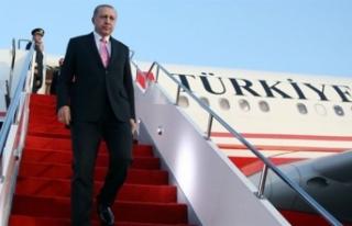 Cumhurbaşkanı Erdoğan'dan önemli ziyaret