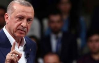 Erdoğan bayram sabahı noktayı koydu
