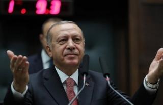 Erdoğan'dan 'Bilgi ve İletişim Güvenliği...