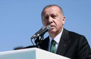 Erdoğan: İstanbulumuzu bu yalancılara teslim edemeyiz!