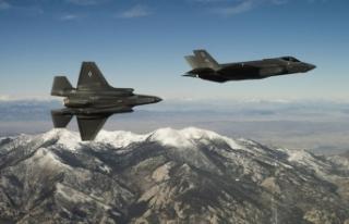 F-35'lerle ilgili flaş iddia! Eğitimler durduruldu
