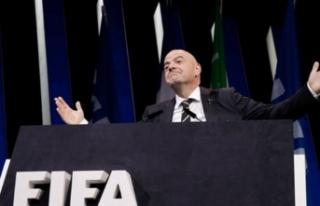 FIFA seçimini Gianni Infantino kazandı
