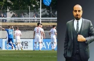 Fırat Günayer, İzlanda - Türkiye maçında yaşananları...