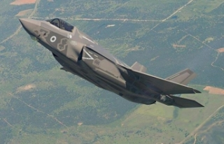 İngiliz F-35'leri Kıbrıs'tan havalandı