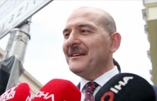 'İstanbul huzur ve sükun içerisinde seçime...