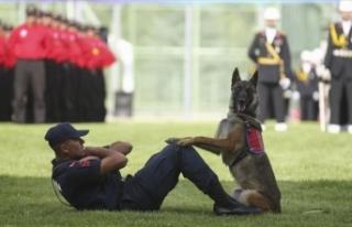 Jandarma Genel Komutanlığının 180. kuruluş yıl...