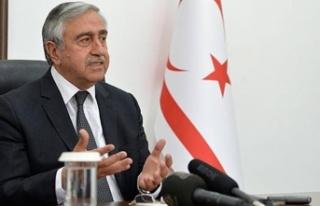 KKTC Cumhurbaşkanı'ndan kritik Doğu Akdeniz açıklaması!