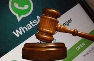 Kullanıcıların dikkatine! WhatsApp dava açabilir