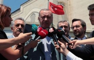 Merakla bekleniyordu, belli oldu... Erdoğan'dan...