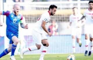 A Milli Futbol Takımı gruptaki ilk mağlubiyetini...
