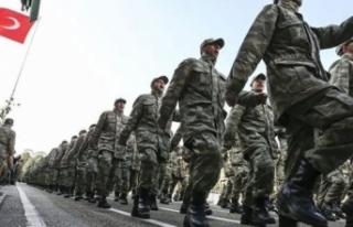 Resmi Gazete'de yayımlandı... 100 bin askere...