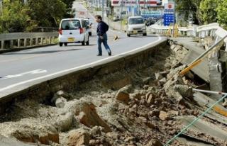 Rusya'da deprem meydana geldi