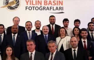 'Spor Toto Yılın Basın Fotoğrafları 2019...