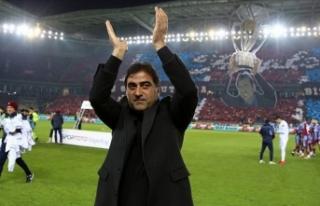 Trabzonspor'da Ünal Karaman'ın sözleşmesi...