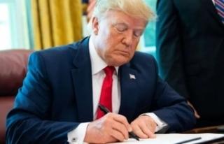 Trump: İran'a saldırı için Kongre'nin...