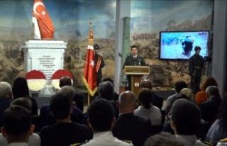 TSK, Er Akif ve Çavuş Mustafa'nın anıldığı...