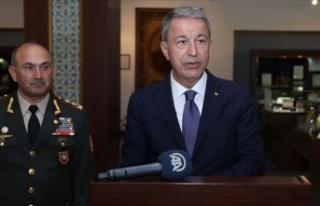 'Türkiye Azerbaycanlı kardeşlerimizin yanında...