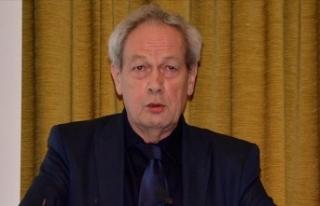 Türkiye dostu ünlü tarihçi Prof. Dr. Norman Stone...