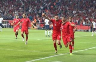 Türkiye son dünya şampiyonu Fransa'yı devirerek...