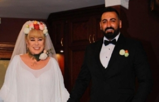 Üç gün önce evlenen Zerrin Özer'den şok...